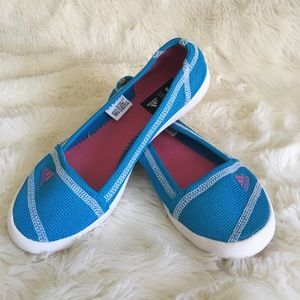 Adidas Boat Water Slip On Shoes